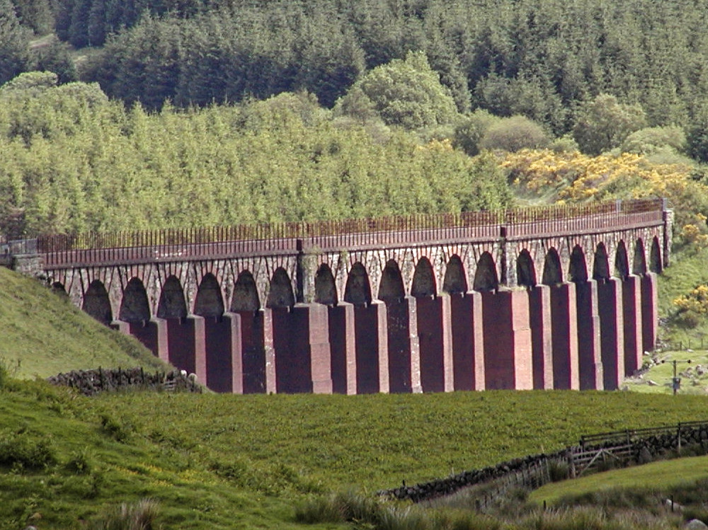 Portpatrick and Wigtownshire Joint Railway viaduct
