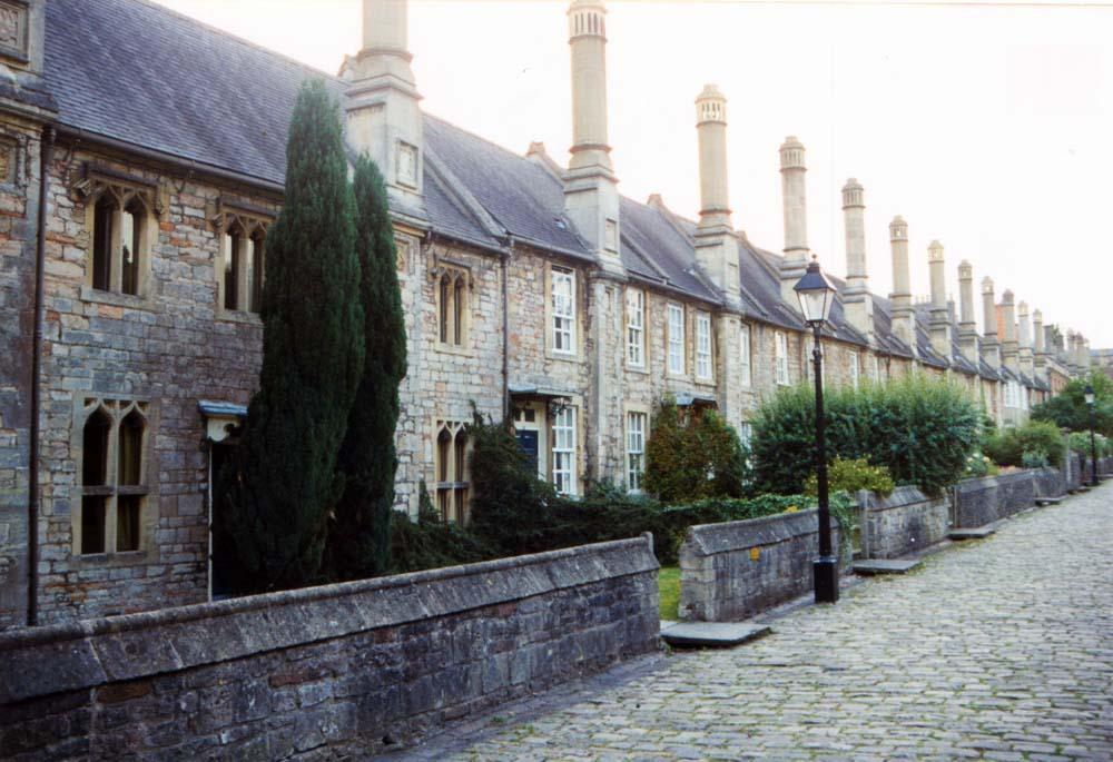 Vicars Row, Wells