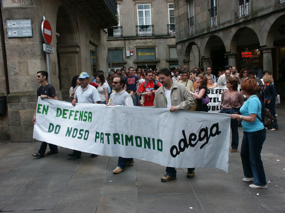 Galicia Independence march