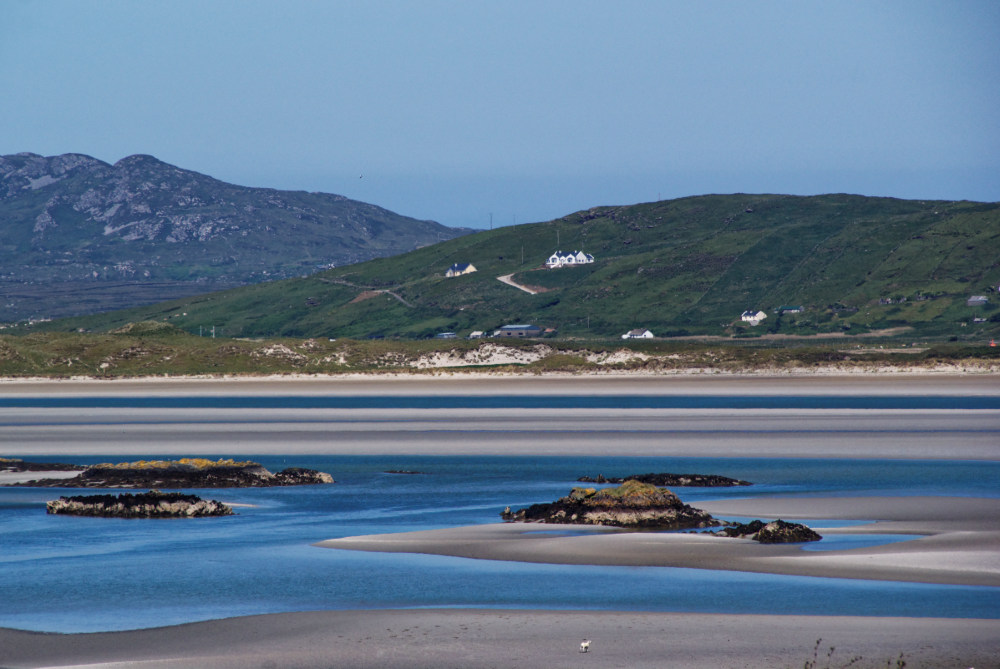 The Gweebarra estuary, Donegal