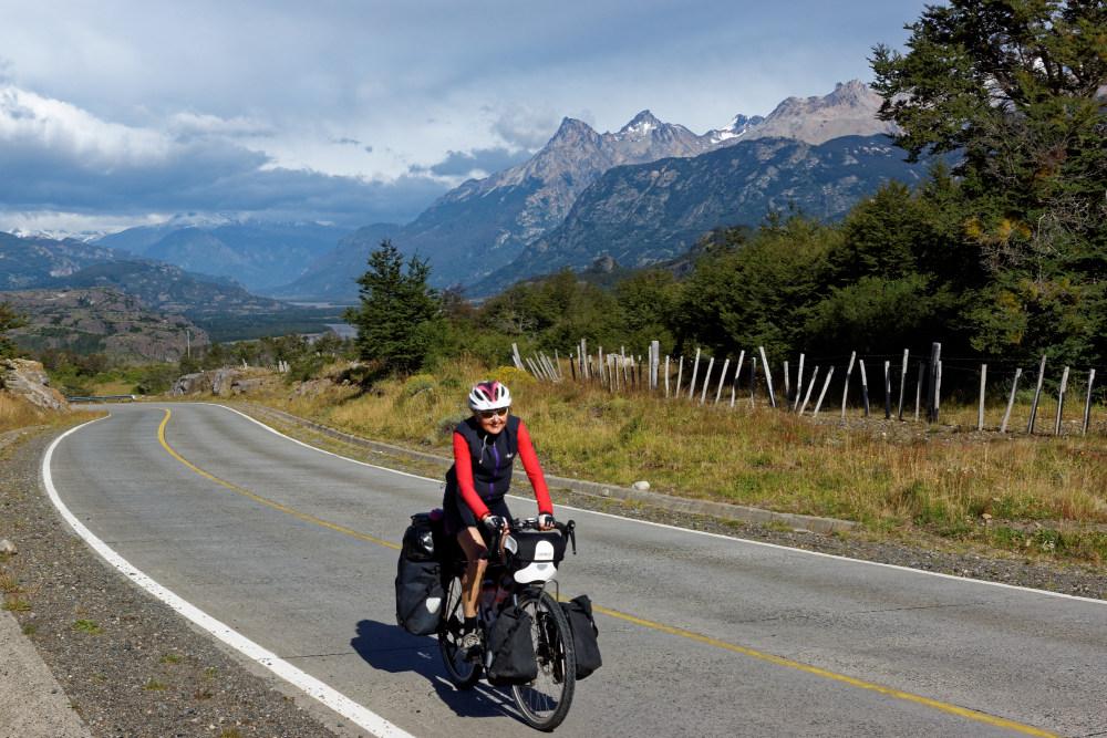 The road to Puerto Rio Ibañez