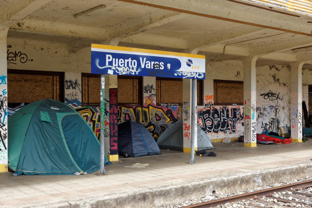Puerto Varas station