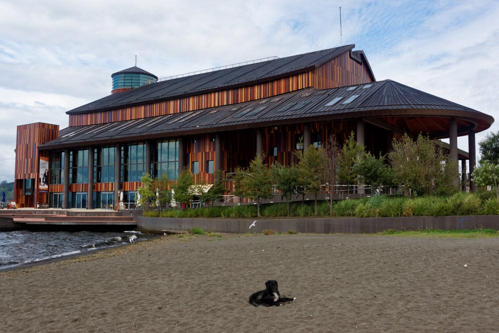 Frutillar concert hall